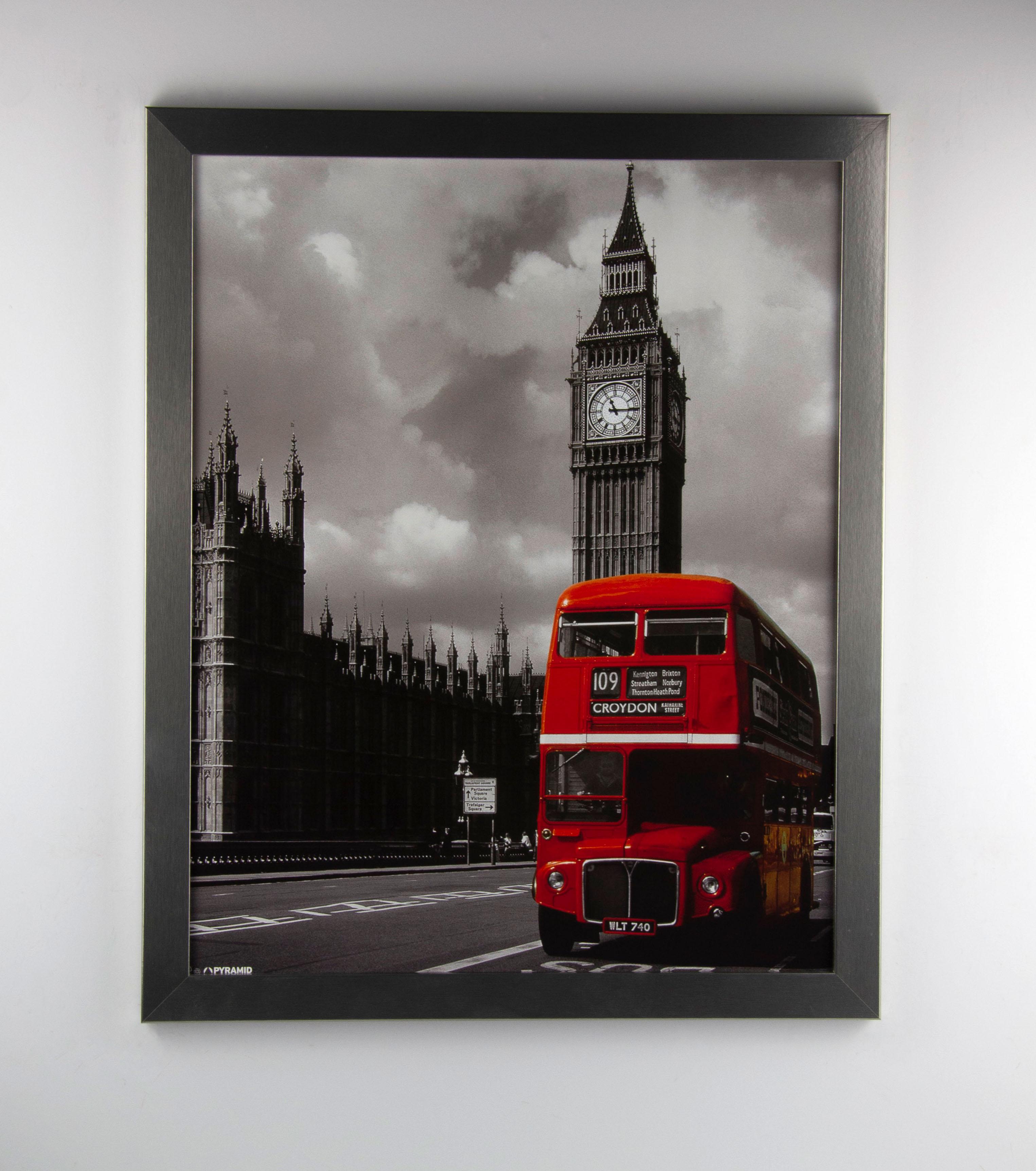 bilderrahmen kallisto wei holz mdf natur verschiedene gr en ebay. Black Bedroom Furniture Sets. Home Design Ideas
